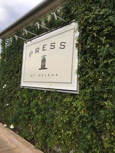 'press'. a swell restaurant proffered by mr. leslie rudd (he of rudd vineyards and of course dean & deluca). we've enjoyed countless dinners in the handsome interiors of this very good culinary sanctuary. it would be a shame if your visit to the valley, did not include this hot spot.