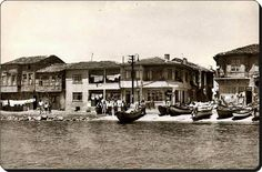 İstanbul / Tuzla - 1953 çok güzel Historical Pictures, Historical Sites, Old Pictures, Old Photos, Istanbul Pictures, Turkey Country, Past Tense, East Africa, Best Cities