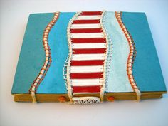 handmade notebook sketchbook or photo book by kucita on Etsy