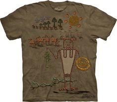 The Mountain T-Shirts: Bringer of Bounty $20.00