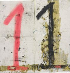 Oscar Murillo | Number 11 (2012) | Available for Sale | Artsy