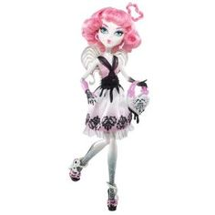 Monster High Sweet 1600 Action Figure Doll C.A. Cupid $69.88