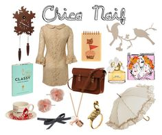 Chica Naif by arannaif on Polyvore featuring polyvore fashion style Miss Selfridge Betsey Johnson ASOS Marc Jacobs Retrò Looking Glass clothing