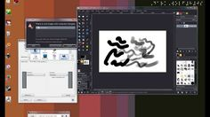 GIMP Tutorial - How to Configure your Wacom Tablet and Install Themes on...