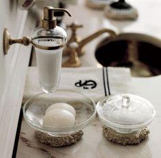 Luxury Bathroom Acce