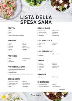 Lista de compras saludables: estos alimentos pertenecen a un hogar saludable # . - Lista de compras saludables: estos alimentos pertenecen a un hogar saludable # ad - Healthy Tips, Healthy Snacks, Healthy Eating, Healthy Recipes, List Of Healthy Foods, Blog Healthy, Healthy Food List, Keto Foods, Sports Food