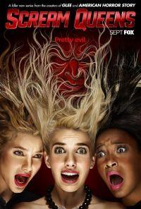 Сериал Королевы крика 1 сезон Scream Queens смотреть онлайн бесплатно!