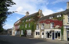 North Street, Oundle by Baz Richardson, via Flickr
