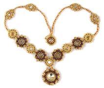 Nyla Necklace by Lauren Miller