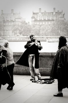 breathe happiness #photography #streetperformer #busker