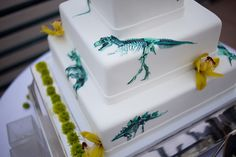 Photo by Daisy Varley Different Shades Of Green, Park Weddings, Jurassic Park, Engagement Session, Wedding Cakes, Copper, Party, Image, Wedding Gown Cakes