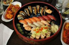 OHH! SUSHI & GRILL