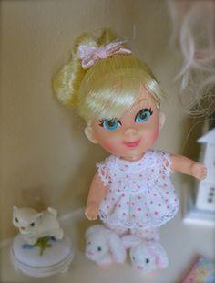 Liddle Kiddle Dolls.