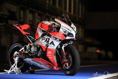 Honda CBR 1000 Endurance - Team FMA Assurances