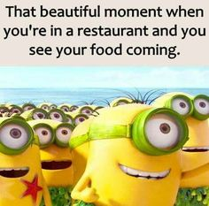 Best 45 Very Funny minions Quotes Funniest Hilarious Memes, Funny Puns, Funny Facts, Funny Stuff, Funny Food, Fun Funny, Funny Humor, Funny Things, Random Stuff