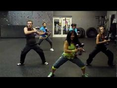 Zumba Toning Instructor Kit with her Xtreme Fitness Zeeps - So Fine Bhangra Remix - Sean Paul ft. Baba Kahn, Sunny Brown, Lomantic Lomatic    FB Kit Zumba