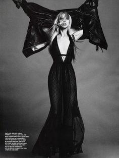 Black Twins, photography by Hong Jang-Hyun for Vogue Korea - HUF Magazine