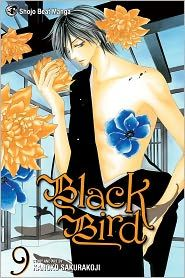 'Black Bird, Vol. 9' by Kanoko Sakurakoji and Kanoko Sakurakoji