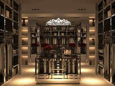 10 Luxury Walk in closet design ideas that will make your jaw drop | The Most Expensive Homes http://www.themostexpensivehomes.com/most-expensive/10-luxury-walk-in-closet-design-ideas-that-will-make-your-jaw-drop/