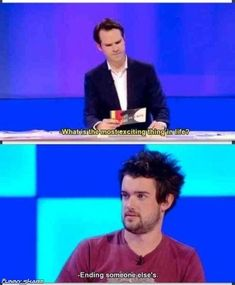 Jack Whitehall for the win