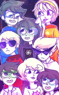 All Things Related to homestuck c: