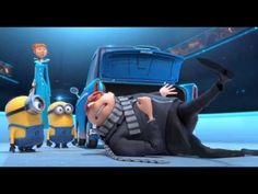Despicable Me 2 - second movie trailer (HD 1080p) - YouTube