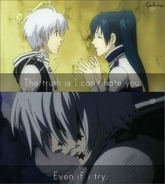 Still remember this anime? T_T  Anime: D.Gray man