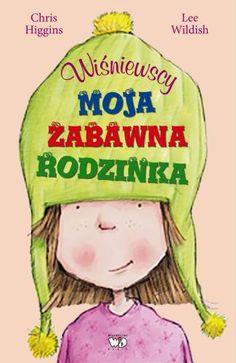 """""""Wiśniewscy. Moja zabawna rodzinka"""" Wydawnictwo Debit"""