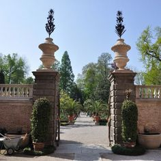"""Orto Botanico dellUniversità di Padova  The Botanical Garden of Padova in Italy is a UNESCO World Heritage site:  """"The Botanical Garden of Padua is the original of all botanical gardens throughout the world, and represents the birth of science, of scientific exchanges, and understanding of the relationship between nature and culture. It has made a profound contribution to the development of many modern scientific disciplines, notably botany, medicine, chemistry, ecology, and pharmacy."""""""