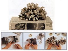 Package Wrapping Idea