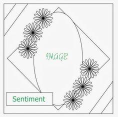 Sunday Sketch & Stamp: Challenge# 201 Francesca's sketch
