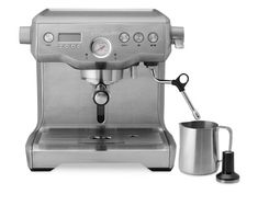 Breville Twin Boiler Espresso Maker