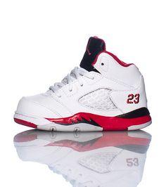 on sale c0ece a4d9d JORDAN Toddler high top sneaker Lace up closure Padded tongue with JORDAN  jumpman logo Mesh side
