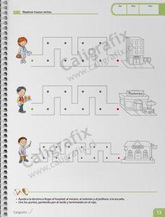 Trazos y Letras Nº1 Map, Album, Reading, Words, Instagram, Emilio, Preschool Alphabet Activities, Preschool Learning Activities, Reading Books