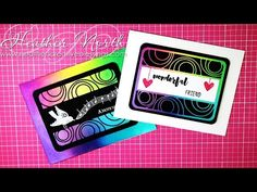 Creative Blessings: Stamp of Approval Lovely Notes Blog Hop