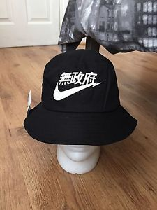 Nike Tick Inspired Air Toyko Japan Bucket Hat Very Rare