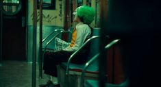 'Joker': 60 Images from the First Trailer Show a Descent into Madness Joker Film, Joker Dc, Cinematic Photography, Film Photography, Alone In A Crowd, Green Movie, Color In Film, Guys Thoughts, Movie Shots