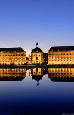 Bon plans pour sortir à Bordeaux entre amis - Palais de la place de la Bourse, Bordeaux, France