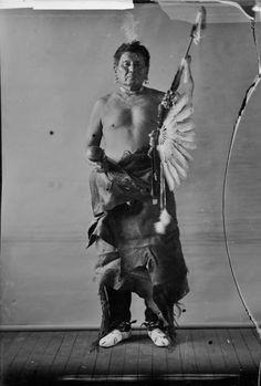 SITTING BULL , 1900