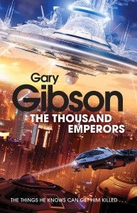 Cover for the latest action-packed space opera from an author described as 'One of our best exponents of hardcore SF adventure' by the Daily Mail