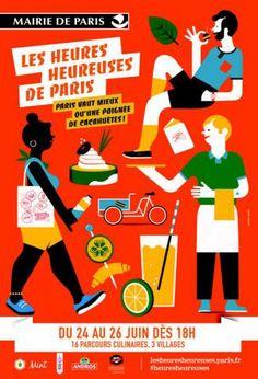 Les Heures Heureuses de Paris : le programme à Montmartre