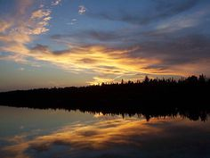 Quetico Provincial Park, Canada. Heaven for canoe tripping....