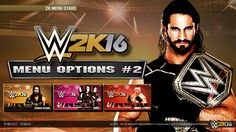 Wwe Game Download, Wwe Superstar Roman Reigns, Wwe Superstars, Main Menu, Wrestling, Games, Android, Free, Lucha Libre