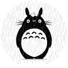 My Neighbor Totoro by ysyra