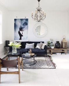 Hjemme hos @camillavippz kommer snart på trykk i @bonytt styling by me&foto @wilhelmsenyvonne #interior #interiorstyling #interiør #interiordesign #stylingbyme #lovethatstyle #white #boho #bohostyle #tonekroken
