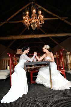 Bride Wars! La Residence Hotel Franschhoek - Gallery - Esther Reid