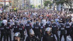 El FIT contestó críticas de Ciudad: 'Nosotros no apañamos una Policía que reprimió'