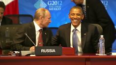 Hot and cold day for Obama and Putin – CNN Political Ticker - CNN . G 20, Vladimir Putin, Can't Stop Laughing, Carbon Footprint, Cold Day, Obama, Famous People, Donald Trump