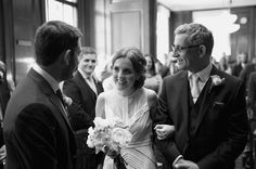 Anna and Ian: Chic Clerkenwell Wedding, Camden Town Hall, http://www.candidandfrankphotography.com