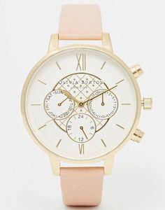 Other Watches Montre Femme Jean Danety Tout Métal En Très Bon Etat Traveling Watches, Parts & Accessories